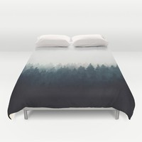 A Wilderness Somewhere Duvet Cover by Tordis Kayma