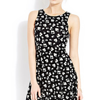 Wild Daisies Skater Dress