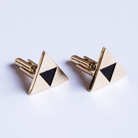 Legend of Zelda cufflinks