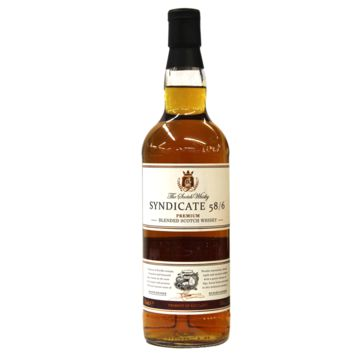 Syndicate 58/6 Premium Blended Scotch Whisky