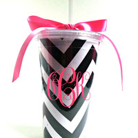 The Chevron Tumbler