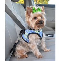 Teacup Dog Harness- Choke Free Pet Harness, No Choke, Dog Harnesses, Puppy Harness, Extra Small