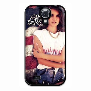 Lana Del Rey Born To Die Supreme Samsung Galaxy S4 Case