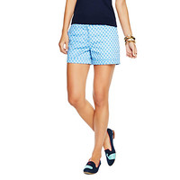 Dot Print Stretch Sateen Short | Clothing | Sale | Categories | C. Wonder