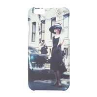 Audrey Hepburn Waiting for a Taxi Phone Case - iPhone 6/6s