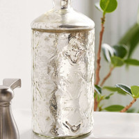 Mercury Glass Canister - Urban Outfitters