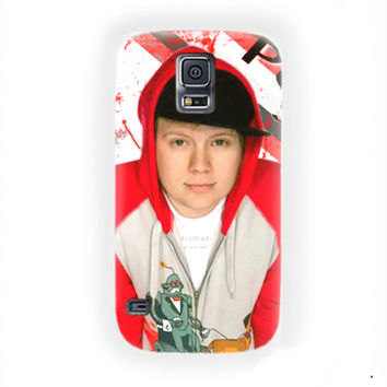 Patrick Stump Fall out boy FOB Band For Samsung Galaxy S5 Case