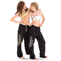 Sequin Dance Sweatpant : GAR-258