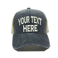 """Your Text"" Trucker Hat"