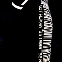 Scan Me Up Reflective Leggings