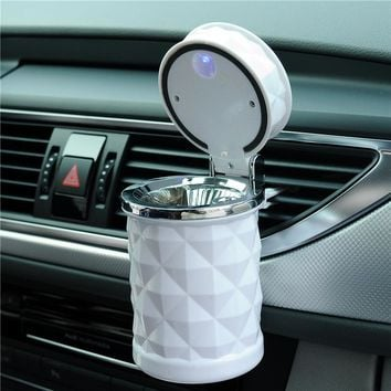 Cigarette Cylinder Holder For Car