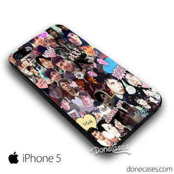 dan and phil collage case iPhone 4/4 Case, iPhone 5/5s/5c, iPhone 6/6 Plus case
