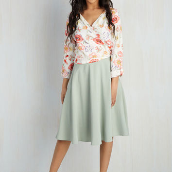 Just this Sway Skirt