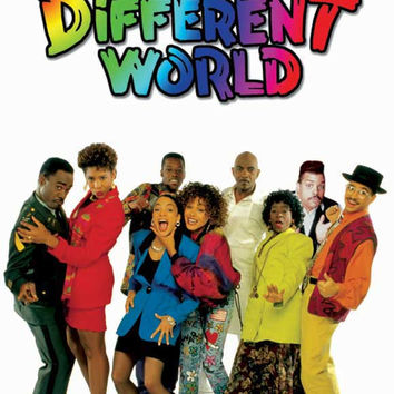 A Different World 11x17 TV Poster (1987)