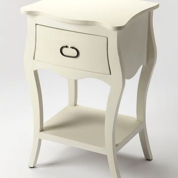 Butler Rochelle Off White Nightstand