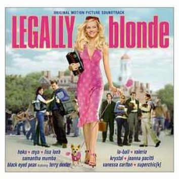 Legally Blonde (Original Motion Picture Soundtrack) - Various, CD (Pre-Owned)