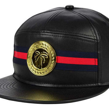 BLVD SEAL SNAPBACK HAT