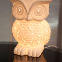 ModCloth Dorm Decor Nocturn-owl Lifestyle Lamp