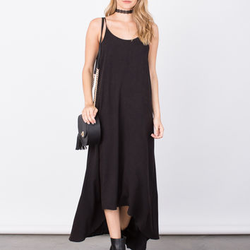Washed Out Cami Dress