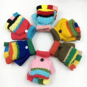 OB Children's Winter Warm Mittens 1-5 years