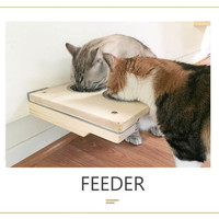 The Cat Mod - Feeder - Free US Shipping*