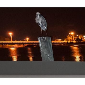 Blue Heron Night - Portable Battery Charger