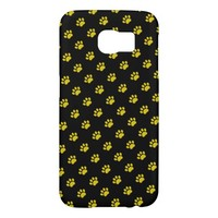 Paw Prints Samsung Galaxy S6 Case