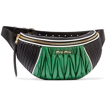 Miu Miu Rider Belt Bag