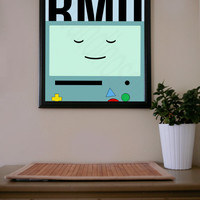 Adventure Time / BMO / Poster