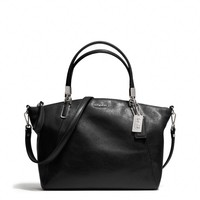 MADISON SMALL KELSEY CROSSBODY IN LEATHER