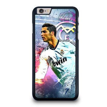 cristiano ronaldo 2 iphone 6 6s plus case cover  number 1