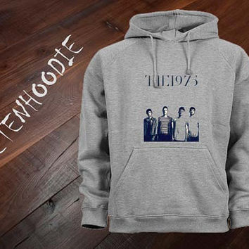 The 1975 Band hoodie sweatshirt jumper t shirt variant color Unisex size