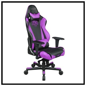 Rakuten.com:DXRacer US Dealer|DXRACER RJ0NVXL computer chair office chair esport chair gaming chair-Purple|Uncategorized