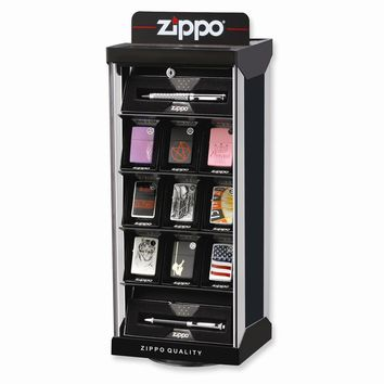 Zippo Thirty Piece Counterop Display