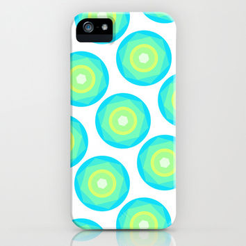 Geo iPhone & iPod Case by Anchobee