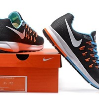 """""""Nike Air Zoom Pegasus 33"""" Men Sport Casual Fly Knit Multicolor Sneakers Running Shoes"""