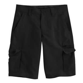 Burnside Microfiber Cargo Shorts - Boys