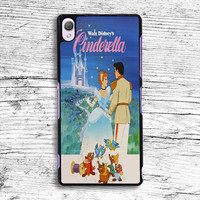 Walt disney cinderella vintage poster Sony Xperia Case, iPhone 4s 5s 5c 6s Plus Cases, iPod Touch 4 5 6 case, samsung case, HTC case, LG case, Nexus case, iPad cases