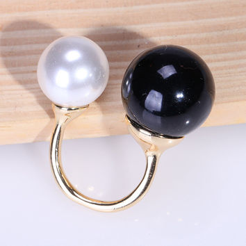 Stylish New Arrival Gift Shiny Jewelry Hot Sale Pearls Ring [6586109383]