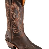 "Boulet Women's 12"" Wing Tip Cowboy Boots"