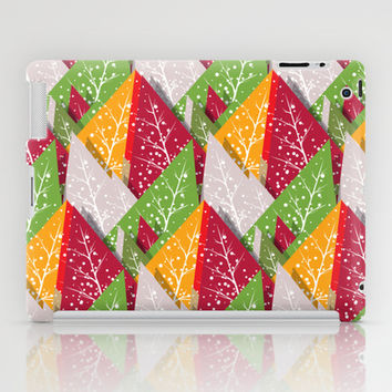 Oh Christmas Tree... iPad Case by MadTee