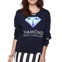 Diamond Supply Co Clarity Crew Fleece at PacSun.com