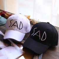 SAD Baseball Cap Hat