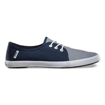 Vans Tazie (Skinny Stripes navy/white)