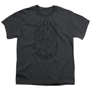 Asking Alexandria - The Finest Short Sleeve Youth 18/1
