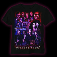 The Lost Boys T-Shirt - Design by Joel Robinson