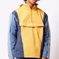 adidas Blocked Half-Zip Anorak Jacket at PacSun.com
