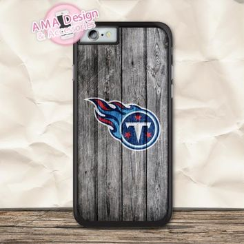 Tennessee Titans American Football Case For iPhone X 8 7 6 6s Plus 5 5s SE 5c 4 4s For iPod Touch