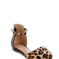 Sale- Leopard Into The Wild Flats