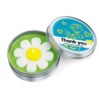 Candle Tin To Go | Portable Candle Thank You
